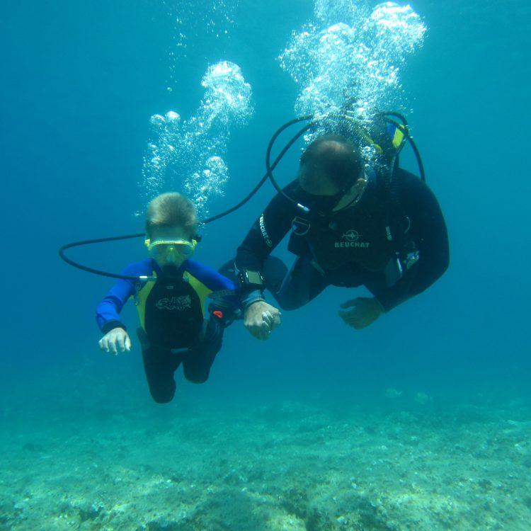 CETUS duikopleidingen